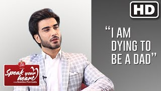 Imran Abbas Like Never Before | Reveals His Secrets For The First Time | Speak Your Heart