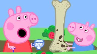 Peppa Pig in Hindi - Khel ka Maidan - The Museum - Clips - Hindi Cartoons for Kids