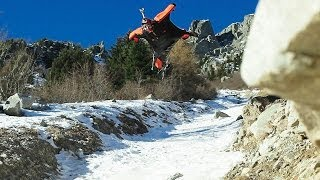 Is this the Closest a Wingsuit Pilot Has Ever Flown to the Ground? thumbnail