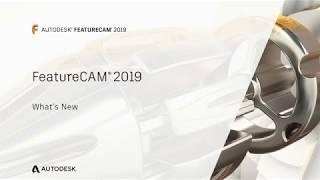Autodesk FeatureCAM 2019