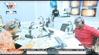 #LIVE : KURASA ZA MAGAZETI NA CHUMVI NDANI YA WASAFI FM - 01 NOV. 2019
