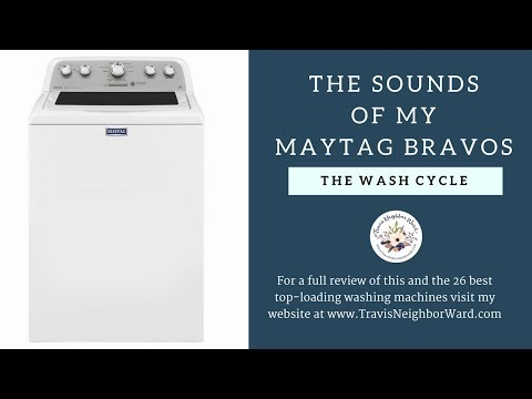 The Best Top Load Washer Machines - 2019 - Travis Neighbor Ward