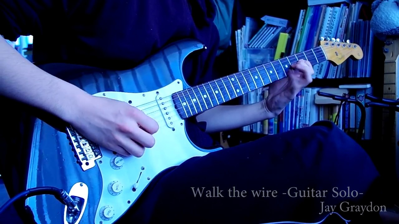 jay graydon walk the wire guitar solo youtube. Black Bedroom Furniture Sets. Home Design Ideas