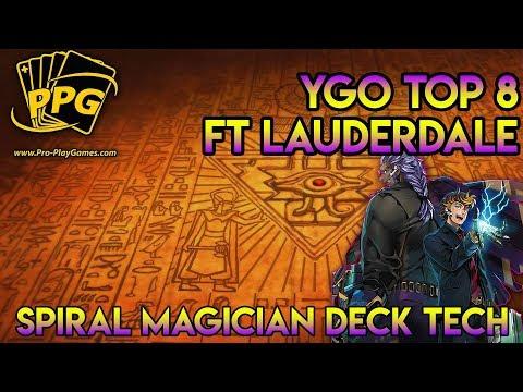 YGO Top 8 Ft Lauderdale Regional - SPYRALS - PPG Melvin Torres