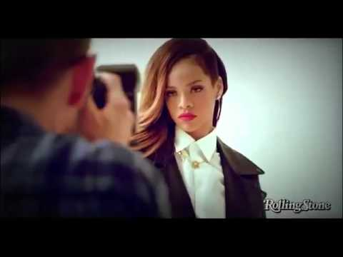 Rihanna's Rolling Stone Cover Shoot  Behind the Scenes 2013