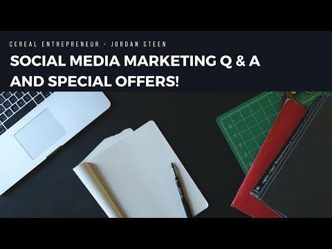 Social Media Marketing | Digital Marketing Agency Owner's Q & A!