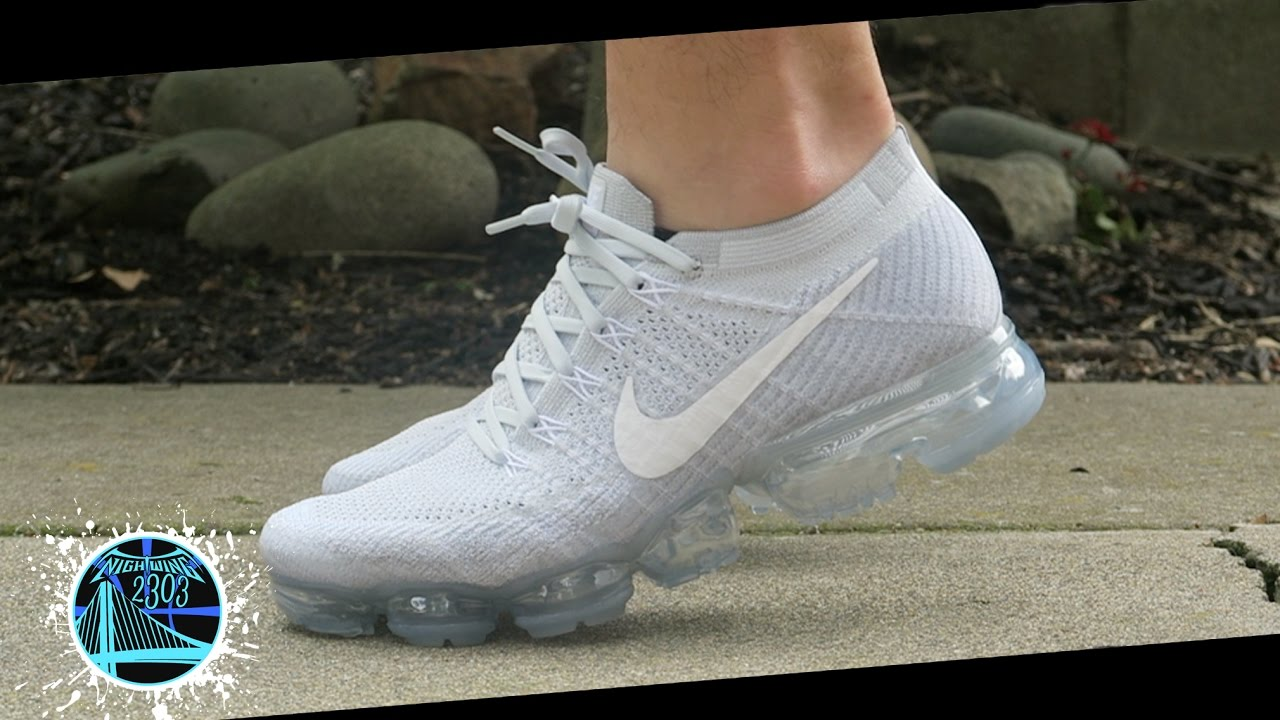 Nike VaporMax | Detailed Look and Review