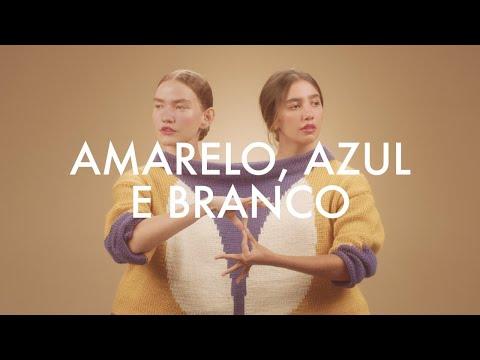ANAVITÓRIA, Rita Lee - Amarelo, azul e branco (visualizer)