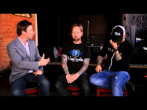Sports+ Music /Drowning Pool interview with Stevie Benton and Jasen Moreno