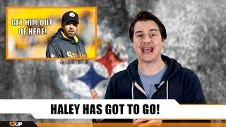 Steelers Must Fire Todd Haley