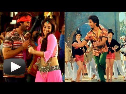 Shahid Kapoor's Top Dance Performances Of 2013 - MUST WATCH!!