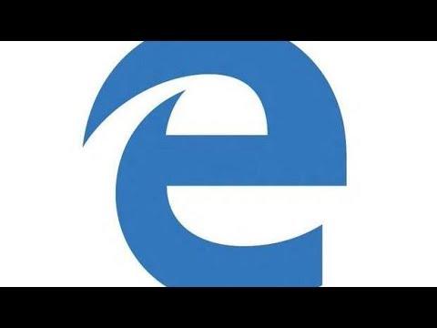 Clear Microsoft Edge browsing history - YouTube