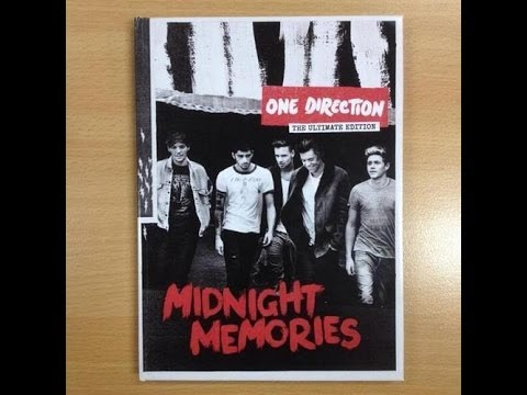 Midnight Memories ultimate edition - YouTube