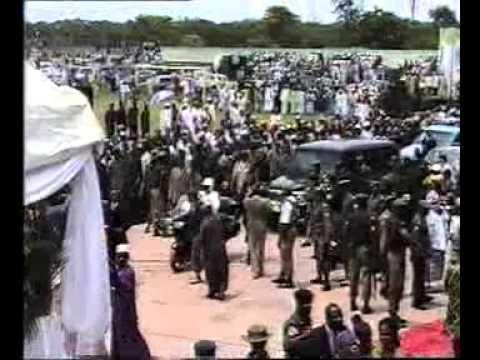 INAUGURATION CEREMONY OF DR  BUKOLA SARAKI, KWARA STATE  29 MAY 2003 1