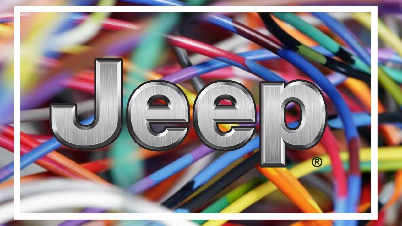 1995 to 2001 Jeep Cherokee XJ Wiring Diagrams - YouTube