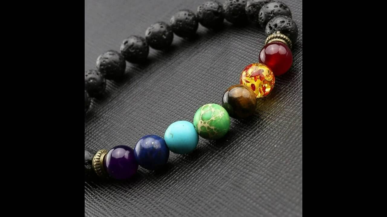 Chakra Bracelet Benefits And Meaning Yoga Blog T