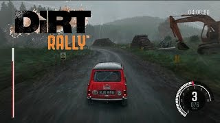 dirt Rally 2015 первый взгляд, обзор