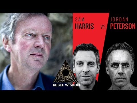 Jordan Peterson, atheism and belief, with Rupert Sheldrake