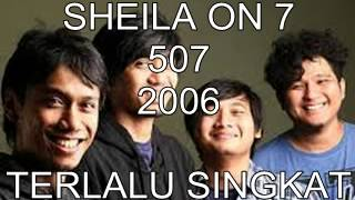 Sheila On 7 -Terlalu Singkat - lirik - Cover by The Move On