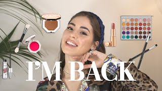 BACK TO THE BASICS - GET READY WITH ME