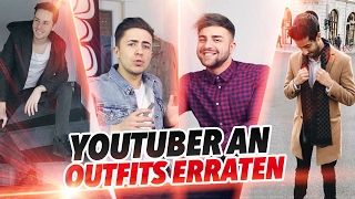 YOUTUBER AN OUTFITS ERRATEN! feat. Ned Sadikaj | Kilian