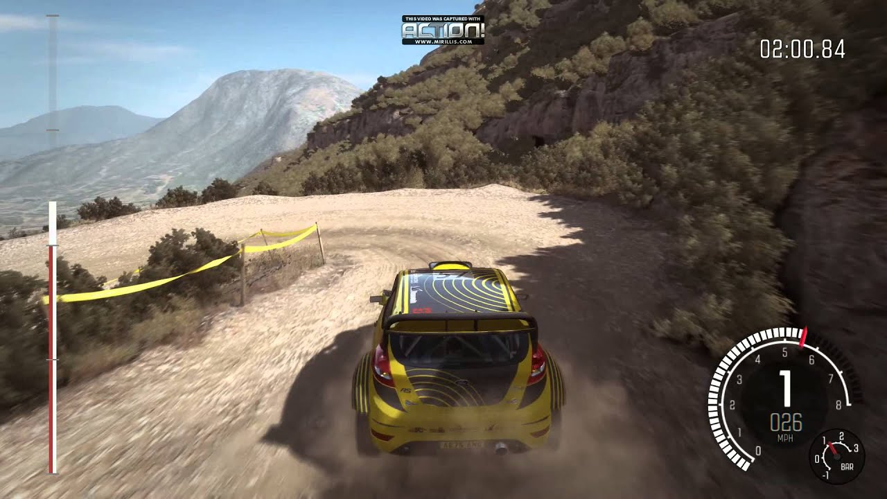 dirt rally 2015 ford greece pc max settings 1080p 60fps youtube. Black Bedroom Furniture Sets. Home Design Ideas