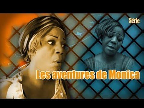 MONICA - DERNIÈRE CARTE (Série Africaine, Cameroun)
