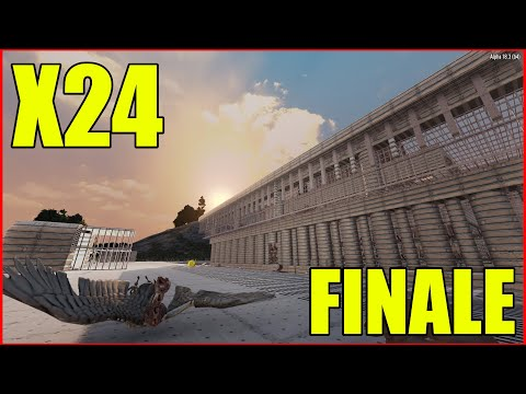 7 Days to Die | Finale x24 | Base Day 1 | Alpha 18 #83