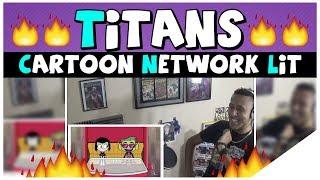 Cartoon Network ILUMINADO AF | Reaccionando A Teen Titans Go! Beast Boy De La Captura De Los Villanos