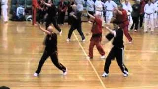 Zen Do Kai BJC-Arnis Demonstration