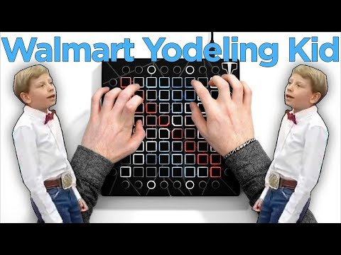 WALMART YODELING KID  Launchpad Remix Bombs Away Remix