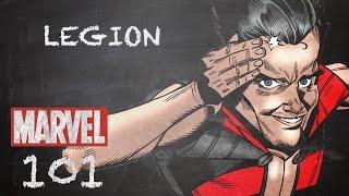 Wielding Untold Power - Legion – Marvel 101