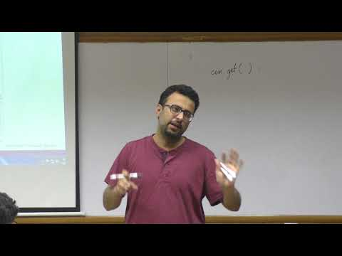 PFX Lecture 14 1   01   Growable String   Introduction of Huge Integer