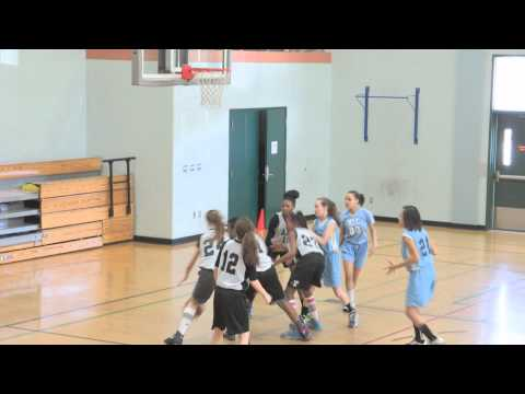 CREC Middle School Girls 2014 Basketball Championship