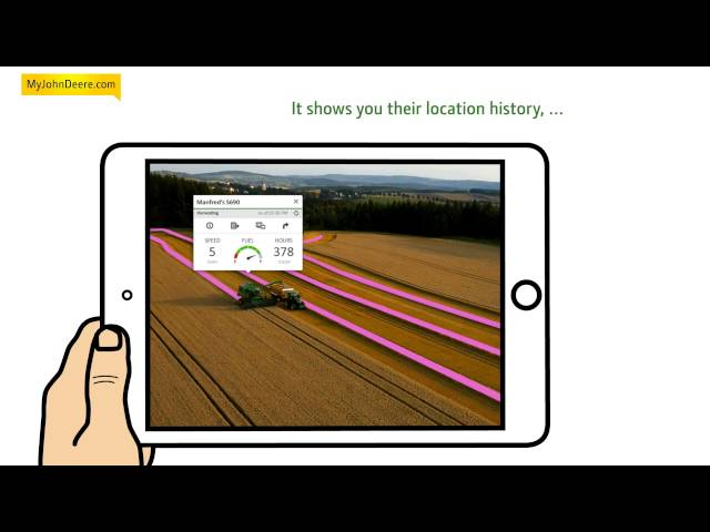 MyJohnDeere - The AG portal from John Deere