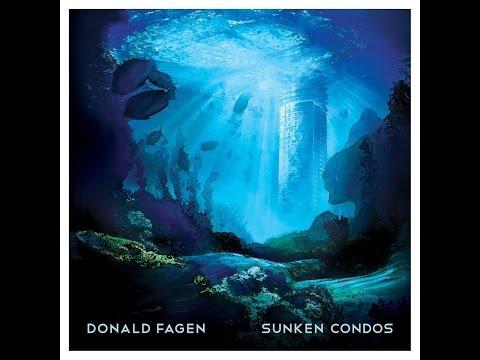 DONALD FAGEN  ◙  Sunken Condos full cd