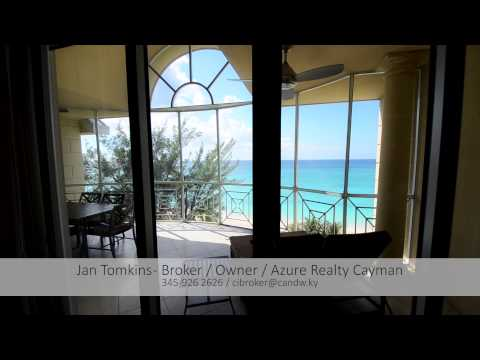 SOLD-- The Meridian, Grand Cayman, Azure Realty Cayman