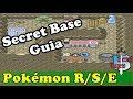 Secret Base - Guia - Pokémon Ruby/Saphire/Emerald