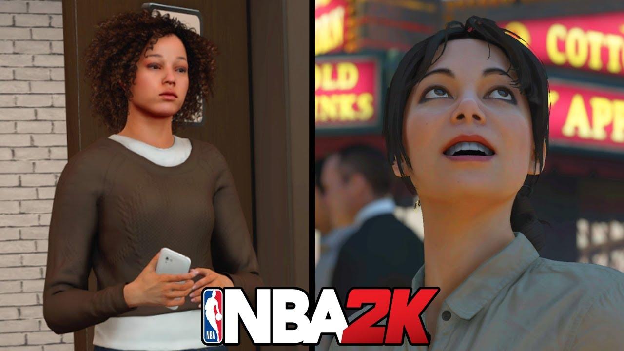 3 Times You Got a Girlfriend In NBA 2K My Career
