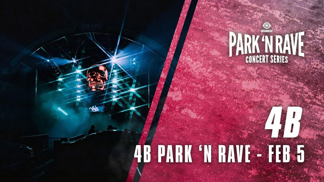 Download 4B for 4B Park 'N Rave Livestream (February 5, 2021)