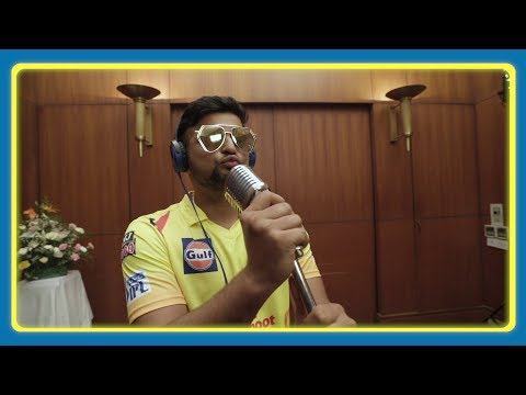 Gully Rap Challenge - Ft. Super Kings! #WhistlePodu #Yellove