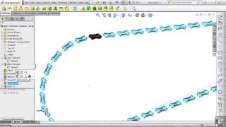 SolidWorks 2013 Tutorial   Creating A Multibody Chain