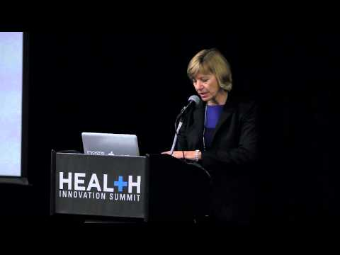 Susan Desmond-Hellmann // Health Innovation Summit - YouTube