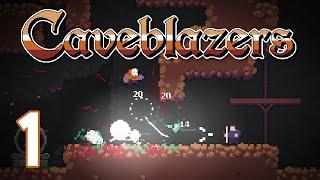 Caveblazers (PC) - Episode 1 [Cave Blazin