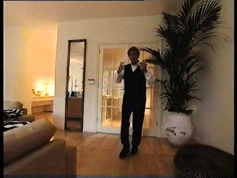 Jan Des Bouvrie Shows Apartment Of Olga Wintermans Omooves In Tv Woonmagazine