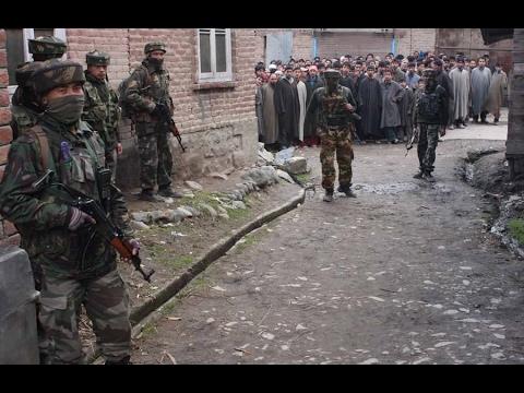 Kashmir Hajin Encounter