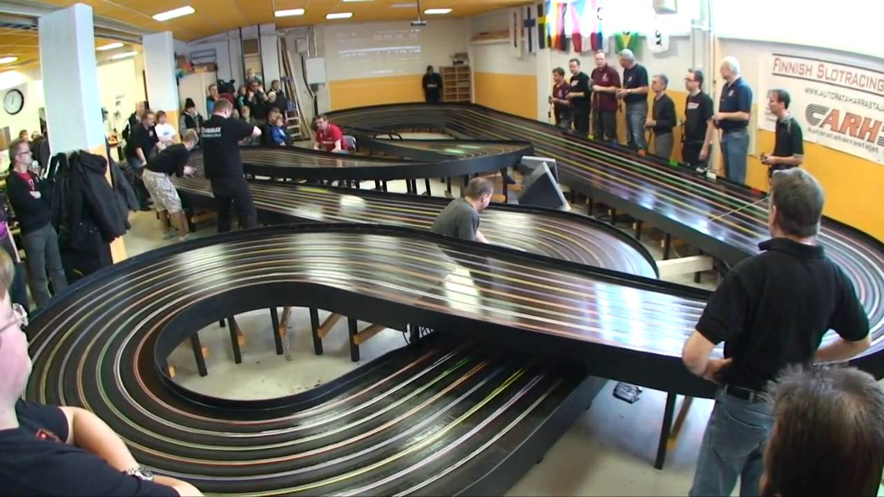Slot Car Racing European Championship Finals Helsinki