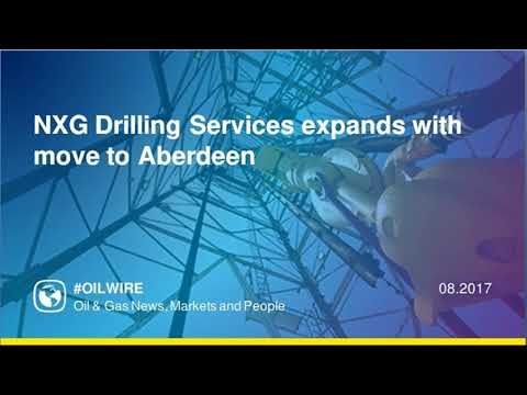 NXG Drilling Services expands with move to Aberdeen