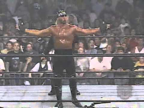 September 8th 1997: Hogan tries to humiliate Sting