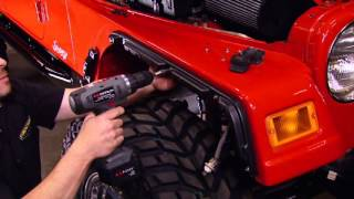 2005 Jeep Wrangler Unlimited – Part 3